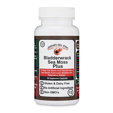 Bladderwrack Sea Moss Plus