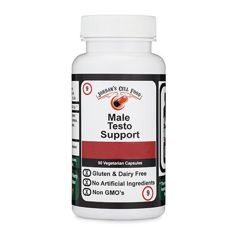 Male Testo Support
