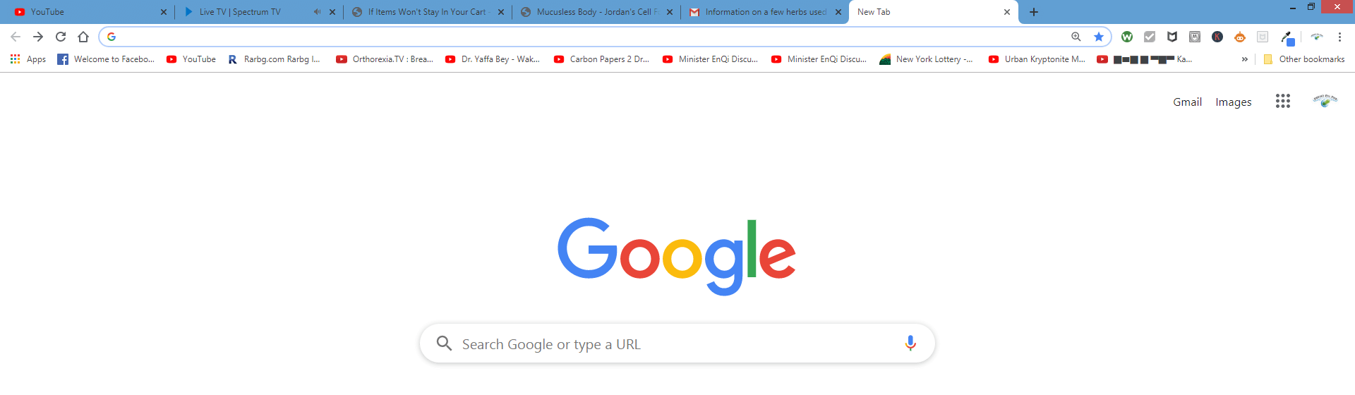 Google Browser Clearing
